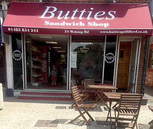 Butties Sandwich Shop