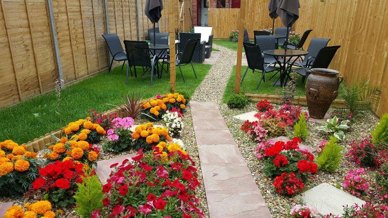 Butties Garden